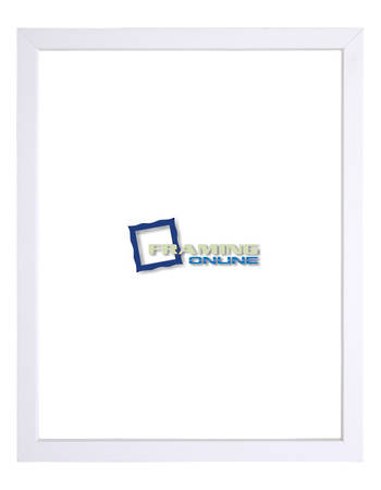 "11""x14"" White Photoframe 406sw"