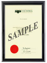 Victoria Degree 28mb CONSERVATION