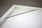 500x500mm Square White Box Frame 52